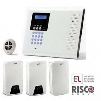 Kit de alarme iConnect da Electronics Line